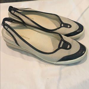 Liz Claiborne Seaspray Wedge Sandals